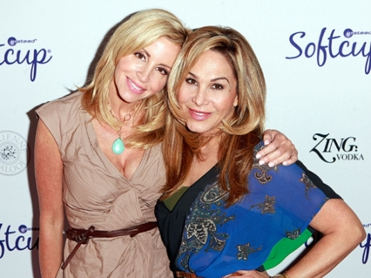 Real Housewives of Beverly Hills' Adrienne Maloof, Paul ...