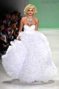 Betsey Johnson - Runway - Mercedes-Benz Fashion Week Spring 2015