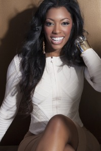 Porsha Stewart Photo Shoot Photogrpahy by Calvin Evans © 2012
