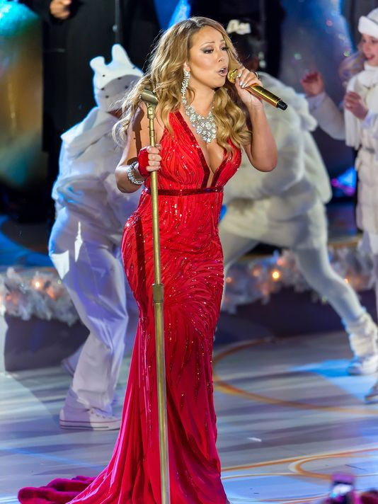 we adore mariah carey and didnt understand the backlash she received last week for her vocals on the live performance of all i want for christmas is you - Mariah Carey All I Want For Christmas Live