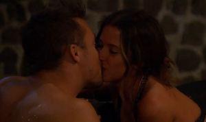 bachelor kiss